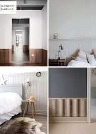 how to add character and charm to boring architecture and houses wainscoting paneling