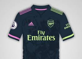 Arsenal's home kit for the 2020/21 season pays homage to the gunners' geometric crest which the club used between 1936 and 1949. Pin On Footballshirtculture