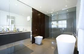 modern large bathroom wall mirrors