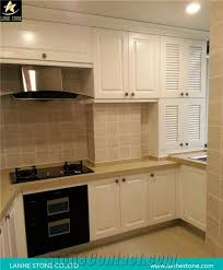using recycled materials man made quartz stone kitchen countertop fit for building flooring combines performance and design through the use of innovative
