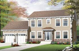Colonial Style House Plans   Plan   Colonial Style Home Design