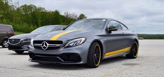 This c class amg coupe is a beast!! 2017 Mercedes Amg C63 S Coupe Edition One Usa Photoset Car Revs Daily Com