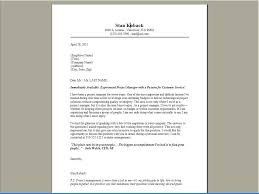 Amazing Cover Letter Examples Project Scope Template