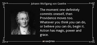 Goethe Quotes Fascinating TOP 48 QUOTES BY JOHANN WOLFGANG VON GOETHE Of 48 AZ Quotes