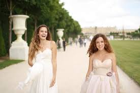 blog laneige bridal Wedding Gowns By Daci known for it's timeless elegance could daci have picked a better destination than the versailles palace for \u201calice\u201d and \u201cchloe\u201d? we don't think so either! wedding gowns by daci