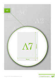 A7 Size Papersize Org Uk A7 Paper Size In Mm Cm Inches A1 A2 A3 A4