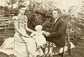 Ethel and Ludolph Joseph Matthews and Son Geof   Northland Room Digital  Collections