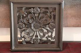 authentic mdf carved decorative wall panel