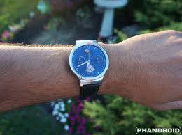 huawei smartwatch on wrist. huawei_watch_moon_phases huawei smartwatch on wrist phandroid