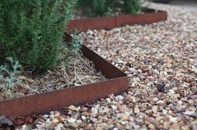 photo 2 of 7 metal garden edging 2 what metal is most commonly used for landscape edging