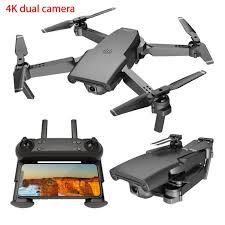 <b>S8</b> Mini <b>Folding Drone</b> High definition 4K 1080P Dual Cameras ...