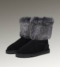 UGG Maylin 3220 Boots Black Classical