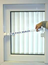 sliding glass door security best door security door security bar medium size of best way to
