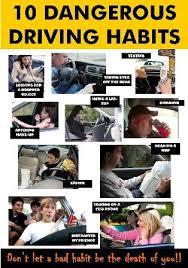 driving habits essay dangerous driving habits essay