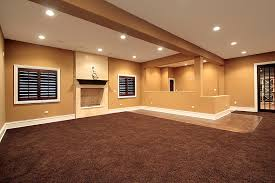 Basement Construction Gambino Building Remodeling Simple Remodel Basements