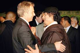Image result for fake news gaddafi torturing his people