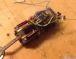 arnold plm locomotive with smoke generator dcc lokpilot micro v4 0 esu