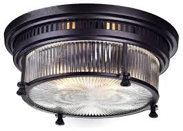 metal lighting. vintage oil rubbed bronze metal glass ceiling light fixture industrialflushmountceiling lighting