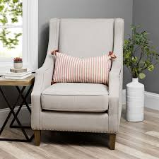 accent chair pillow side table cozy corner create this setup in your