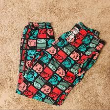 Trukfit Jogger Sweatpants Print Size Large