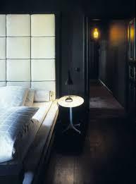 black painted walls bedroom.  Bedroom Inside Black Painted Walls Bedroom B