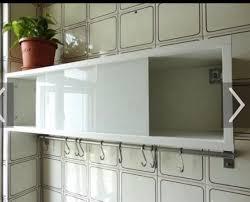 ikea osthamra wall cabinet brand new