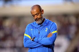 Nuno Espirito Santo reflects on a 'hard' start to life at Tottenham