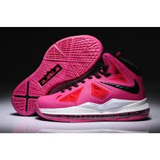 lebron shoes pink and black. nike lebron 10 wemens shoes pink black,nike huarache cheap,nike air force 1,authentic quality and black 0