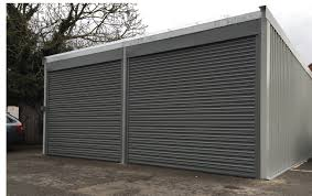 one of the roller shutter s most impressive properties is that its space requirements are minimal standing out from other doors roller shutters have a