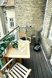 small balcony furniture. Modern Outdoor Furniture For Small Spaces Patio Patios Balcony