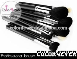 best professional makeup brush set. wholesale!15pcs goat hair best professional makeup brushes set brush camel