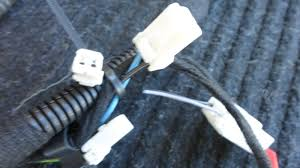 maserati coupe trunk cables wiring harness used p n 190152 maserati coupe trunk cables wiring harness used pn