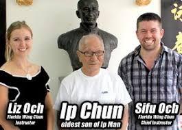 My Journey Toward Wing Chun   Sifu Och Wing Chun