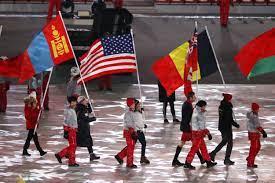 Olympic Ceremony 2021 Order of ...