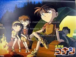 detective conan edogawa ayumi haibara anime