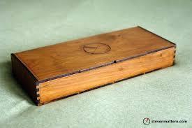 design build wood box wooden designs money