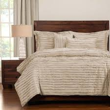 tattered luxury cotton 6 piece duvet cover set with insertblue brown red and sets