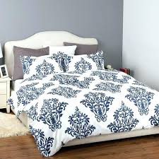 blue and white duvet cover ikea navy set company inc image