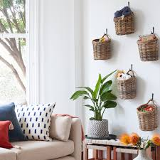 One Design Home Baskets Small Living Room Ideas How To Decorate A Cosy And Compact
