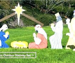 nativity yard set outdoor wooden nativity set attractive outdoor wooden nativity set nativity yard set complete nativity yard set