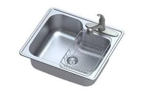 Small Picture Sink in a box Check out our all in one stainless steel top mount