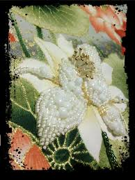 172 best Stitching on Images images on Pinterest   Embroidery, Bag ... & Grass Valley CA – Sugar Pine Quilt Retreat July Quilt by Pamela Klein -  Beading on Fabric Adamdwight.com