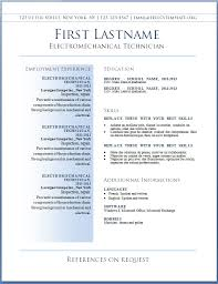 download free resume
