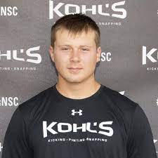 Mitchell Middleton   Kohl's Football Kicking and Punting Camps