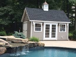 Contemporary Small Pool Shed 20 House Ideas On Pinterest Craftsman Design Inspiration