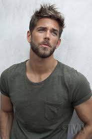 Scruffy Facial Hair Style best 20 scruffy men ideas hairstyle for men 2015 8691 by wearticles.com