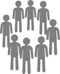 group of people clipart black and white. Contemporary People Clip Art Stock Collection Transparent High Quality Free Population Graphic  Library Group Of People  In Of People Clipart Black And White I