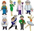Рисунок тех профессия для 1 класса 138