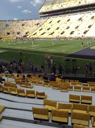 Tiger Stadium Section 409 Rateyourseats Com
