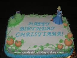 Coolest Princess Cake